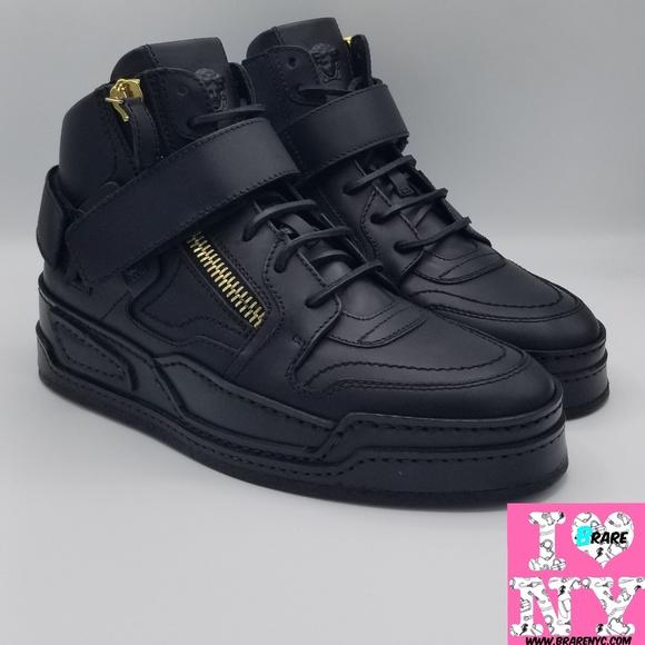 Versace Shoes | Versace Vitello Gommato